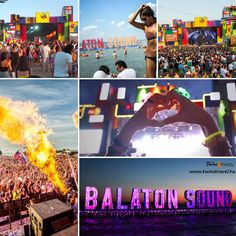 Our really famous and likely festival in Hungary! Would you like to come and enjoy it with us? Ask an offer from us by e-mail and you can enjoy very much your time in Hungary! Our e-mail address: office@twinstravel.hu You are safe with us! #balaton #balatonsound #balatonsound2016 #twinstravel_budapest