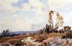 Landscape By Edward Wesson