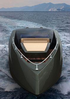 Lamborghini luxury yacht