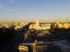 #Madrid #atardecer #primavera #regalo @Ladymadrid4 pic.twitter.com/cf4xG6BQHt