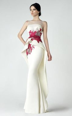 2019 Chic Sheer Bateau Neck Lace Appliqued Mermaid Prom Dresses Sleeveless Backless Floor Length Formal Evening Gowns Dress Vestidos De - All The World Wedding Ideas Evening Party Gowns, Long Evening Gowns, Evening Outfits, Elegant Dresses, Pretty Dresses, Formal Dresses, Long Dresses, Floor Length Dresses, Dresses Dresses