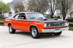 1972 Plymouth Duster 340 WEDGE..Re-pin brought to you by agents of #carinsurance at #houseofinsurance in Eugene, Oregon