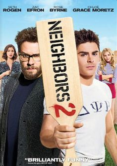 Now that Mac (Seth Rogen) and Kelly Radner (Rose Byrne) have a second baby on the way, they are ready to make the final move into adulthood: the suburbs. But just as they thought they'd reclaimed the neighborhood and were safe to sell, they learn that the new occupants next door are a hard-partying, out-of-control sorority, led by Shelby (Chloe Grace Moretz).