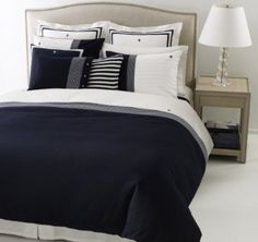 Amazon.com: Tommy Hilfiger Williamstown Comforter Set, Twin: Home & Kitchen