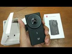 Unboxing Yi 360 VR Camera - YouTube Vr Camera, Gadget Review, Gadgets, Personal Care, Youtube, Personal Hygiene, Gadget