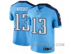 http://www.jordannew.com/mens-nike-tennessee-titans-13-kendall-wright-elite-light-blue-rush-nfl-jersey-for-sale.html MEN'S NIKE TENNESSEE TITANS #13 KENDALL WRIGHT ELITE LIGHT BLUE RUSH NFL JERSEY LASTEST Only $23.00 , Free Shipping!