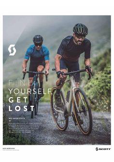 Scott Sports Advertising, Art Director, Bicycle, Bike, Bicycle Kick, Bicycles