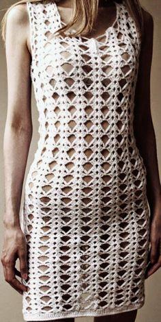 Crochet pattern sunny days beach dress adjustable to any size – Artofit Crochet Bra, Crochet Bikini Pattern, Crochet Lace Dress, Crochet Diagram, Crochet Clothes, Crochet Designs, Crochet Patterns, Crochet Summer Dresses, Crochet Instructions