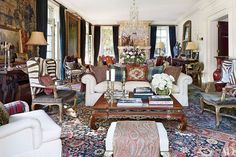Stylish Celebrity Coffee Tables from Patrick Dempsey, Chrissy Teigen, and Naomi Watts Photos   Architectural Digest