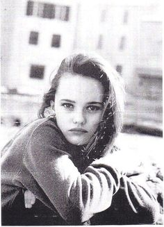 Vanessa Paradis, 90s French singer, actress, Chanel model