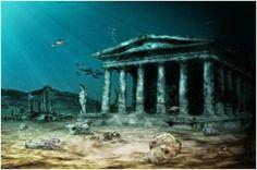 Kota-Kota Kuno Ini Ditemukan di Dasar Laut - Kumpulan Info Unik