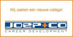 Wij zoeken een Junior Recruiter voor ons kantoor in Haarlem! Heb jij enige ervaring met recruitment? Ga jij voor de juiste match tussen klant en kandidaat en wil jij hier de volledige verantwoordelijkheid voor dragen, maar ook nog veel leren? Dan zijn wij op zoek naar jou! http://www.joepenco.nl/vacatures/vacature-junior-recruiter-378259-11.html #junior #recruiter #vacature #hrm #hr #vacatures #haarlem