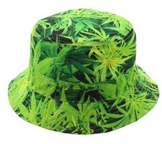 Buy 420 Weed Bucket Hat - Straw - and Many Other Latest Designer Hats    Scarves f5ce7e3a2de5