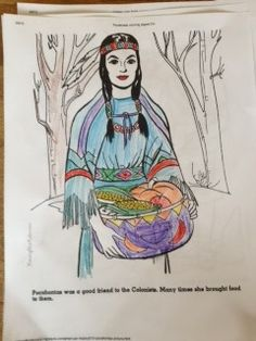 Pocahontas Unit ~ Poppins Book Nook ~ Royal Little Lambs