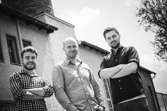 TONEART Team 2016 / David, Olli, Luca