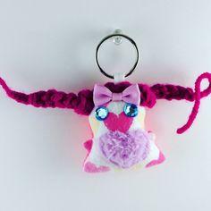 Charm, Doll, Toy, Chubbee, Keychain, Kawaii by ChubbeeStation on Etsy