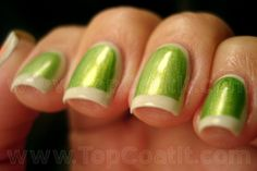 green with envy sally hansen