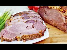 Veți uita de cârnați, presărați pur și simplu carne cu condimente - YouTube Charcuterie, Pork Recipes, Cooking Recipes, One Pan Meals, Sauce, Chorizo, Crock, Steak, Roast