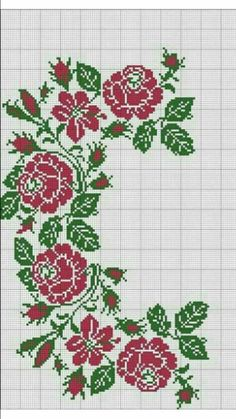 1 million+ Stunning Free Images to Use Anywhere Embroidery Motifs, Beaded Embroidery, Cross Stitch Embroidery, Cross Stitch Heart, Cross Stitch Flowers, Seed Bead Flowers, Christmas Cross, Cross Stitch Designs, Cross Stitching