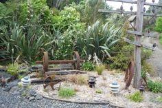 Kleinen Garten Techno Stil