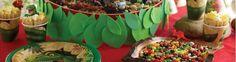 Festa a tema Dinosauri, festa dinosauri, addobbi ed accessori, feste compleanno per bambini - Palaparty S.r.l.