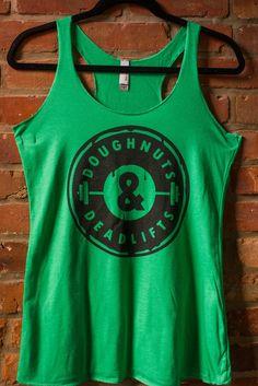 Doughnuts + Deadlifts | $25
