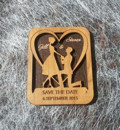 Hey, I found this really awesome Etsy listing at https://www.etsy.com/ru/listing/205526633/wood-save-the-date-magnet-personalized
