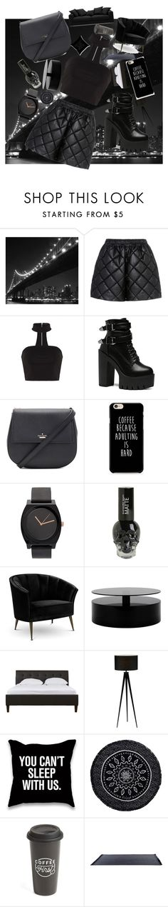 """""""Untitled #79"""" by style4567 ❤ liked on Polyvore featuring WALL, STELLA McCARTNEY, Kate Spade, Arca, BoConcept, The Beach People and The Created Co."""