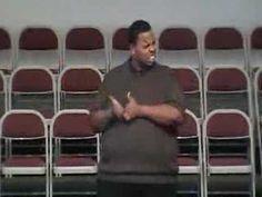 ASL Interpretation of Sovereign God by Maurette Brown Clark