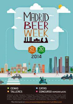 Madrid Beer Week. En mi blog Ártica