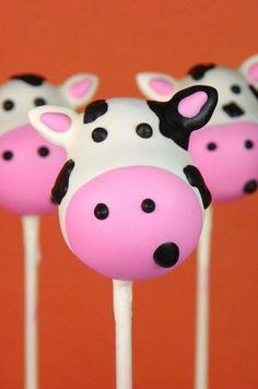 Cow (Cake Pops)                                                       …