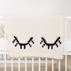 Big Beds, Sleepy Eyes, Dark Grey Color, White Box, Cozy Blankets, So Much Love, Baby Knitting, Cribs, Comfy