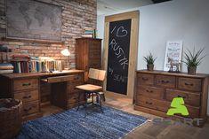 Meble z litego drewna w różnych aranżacjach. Zobaczcie, jak kolekcja Rustyk prezentuje się w stylu nowoczesnym, vintage, retro i nowoczesnym. Poznaj nasze inspiracje i dowiedz się, jak urządzić piękne wnętrze!