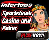 Sportsbook, Casino, Poker & FREE Slots Tournaments All @ Intertops Casino. Check It Out Here: http://affiliate.intertops.com/processing/clickthrgh.asp?btag=a_10561b_918