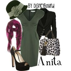 """Anita"" by lalakay on Polyvore, I love the dress"