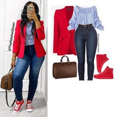Office Wear Women Work Outfits, Casual Work Outfits, Business Casual Outfits, Work Casual, Classy Outfits, Stylish Outfits, Fashion Outfits, Office Outfits, Business Casual With Jeans