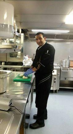 Chef ahmed .... friend