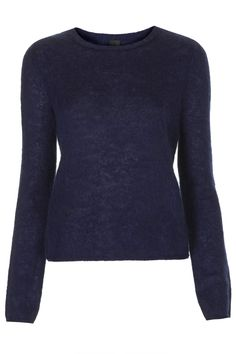 Fluffy Jumper by Boutique-Topshop