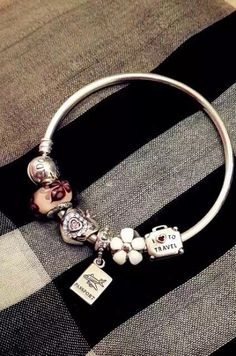 50% OFF!!! $159 Pandora Charm Bracelet. Hot Sale!!! SKU: CB01026 - PANDORA Bracelet Ideas