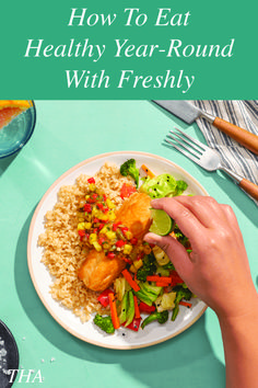 {Affiliate} Do you want to eat more healthy, no matter the time of year? Try Freshly, my favorite place to get amazing meals that are perfect for lunch and dinner. Easy Recipes For Beginners, Seafood Boil, Salmon Cakes, Vegetarian Options, Bbq Chicken, Lunches And Dinners, Meal Prep, Easy Meals, Healthy Eating
