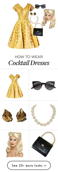 """#flashbacktothedecades2k15"" by emmig02 on Polyvore"