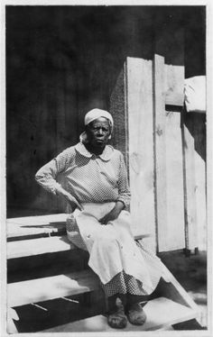 Unknown. Portraits of Ex-Slaves 1930's