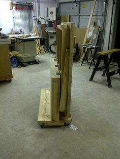 Rolling (and folding) assembly table