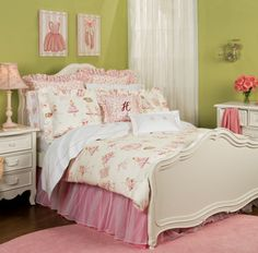 Ballerina Room For Girls | ... Rooms > Designer Kids Rooms > All Designer Kids Rooms > Ballet at