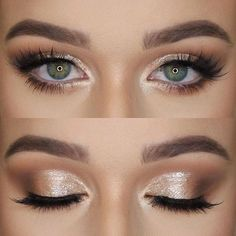 ♕pinterest/amymckeown5 Wedding Makeup, Bridal Makeup