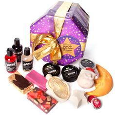 Twas the Night Before Christmas....ultimate gift from Lush