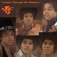 The Jackson 5, Lookin' Through The Windows, 1972 lp. One of my favourites.