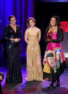 Soledad Pastorutti, Lila Downs, Nina Pastori | 15th Latin GRAMMY Awards | LatinGRAMMY.com