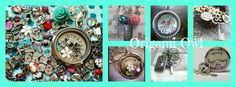 Several examples of amazing lockets. What is your story?  Let me help you tell your own personal story through jewelry! imacharmer.origamiowl.com