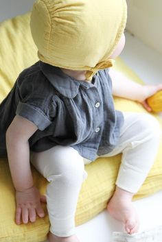 The sweetest organic cotton clothing & bedding at Poudre Organic
